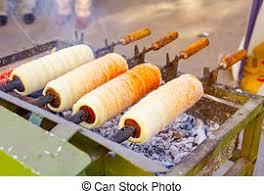 feuer kuchen ungarischer kuchen feuer kalacs