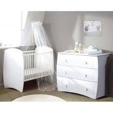 chambre bébé lit commode ensemble lit commode ludo achat vente lit bébé 3120760049235