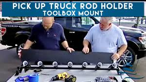Pick Up Truck Rod Holder - Toolbox Mount - YouTube Toyota Tacoma Bed Rack Fishing Rod Truck Rail Holder Pick Up Toolbox Mount Youtube Topper Utility Welding New Giveaway Portarod The Ultimate Home Made Rod Rack For The Truck Bed Stripersurf Forums Fishing Poles Storage Ideas 279224d1351994589rodstorageideas 9 Rods Full Size Model Plattinum Diy Suv Alluring Storage 5 Chainsaw L Dogtrainerslistorg Titan Vault Install Fly Fish Food Tying And