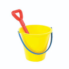 Beach Bucket Spade Stay Sourced