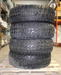 Goodyear Wrangler MT 37x12.50R16.5LT Tire With 90% Average Tread