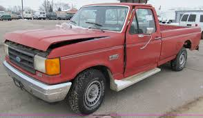 1987 Ford F150 Pickup Truck | Item D7076 | SOLD! Wednesday F... Rustfree Oowner 1987 Ford F350 Crew Cab New To Me F150 4x4 Forum 9 Rare Special Edition Trucks Fordtrucks Super Fascating Ford Pickup 4wd Automatic 3speed Original Truck Fseries Sales Brochure 87 Xl Xlt For Sale Classiccarscom Cc11861 Sale In Stony Hill St Andrew Kingston St Andrew 8791 Truck Heater Core Replacement F Series Bricknose F250 Stkd5852 Augator Sacramento Ca F800 Tpi