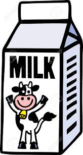 Milk Carton Clip Art 6468