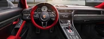 Porsche 911 GT2 RS Interior Porsche Middle East