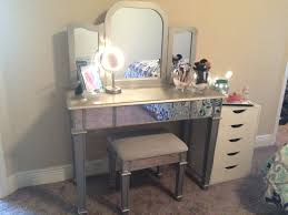 Ikea White Vanity Desk by Dressers Hemnes Bed Frame With 2 Storage Boxes White Stain Luray