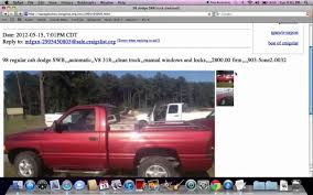 100 Cars And Truck For Sale By Owner Craigslist S Will Be A Thing WEBTRUCK