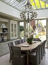 Gorgeous Conservatory Dining