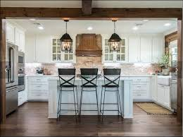 kitchen kitchen island industrial farmhouse chandelier