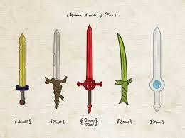 Adventure Time Finn Sword 223450