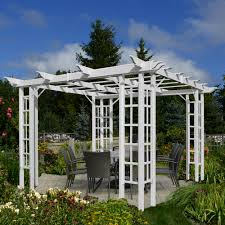 Outdoor: New England Arbors In Cool White Color Option For ... Backyards Backyard Arbors Designs Arbor Design Ideas Pictures On Pergola Amazing Garden Stately Kitsch 1 Pergola With Diy Design Fabulous Build Your Own Pagoda Interior Ideas Faedaworkscom Backyard Workhappyus Best 25 Patio Roof Pinterest Simple Quality Wooden Swing Seat And Yard Wooden Marvelous Outdoor 41 Incredibly Beautiful Pergolas