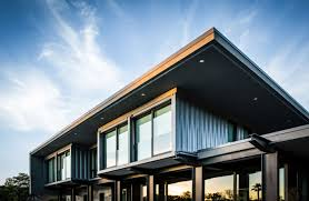 100 Container Built Homes Case StudyStone Residence