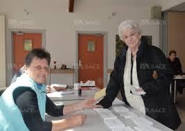 aux bureaux wildenstein des bénévoles aux bureaux de vote