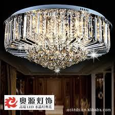 new modern flush mount low wattage k9 ceiling chandeliers