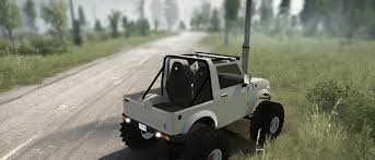 Suzuki Samurai JA 1991 V27.03.18 – MudRunner – Free SpinTires Mod ... Suzuki Samurai With A Rear Mounted Sr20det Engine Swap Depot 4x4 Suv Truck Wallpaper 1600x902 986960 Wallpaperup Instead Of Quadside By Side Vehicles Convertible V6 Cversion And Automatic Transmission New Zuk In Town 19 Diesel Pinterest Redneck Suzuki Samurai Mud Bogger 4x4 For Sale In Florida Youtube Lj880 Dirty Black For Spin Tires To Do List Zuki Jeeps Cars Looks Color Stripe Just Like Mine I Miss My This Homemade Kia Soul Trucklet Makes Us Miss The Old 1988 Suzuki Samurai Trailer Crawler Lifted Buggie 1995 Lowrider Custom Tuning D