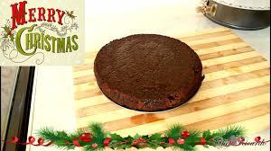 Easy rich Christmas fruit cake Jamaican black cake Caribbean