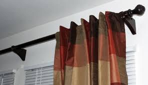 Walmart Curtain Rods Wood by Modern Curtain Rods Fabulous Modern Curtain Rods Loading Zoom