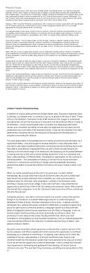 Read 2 Transfer Student Essays That Worked
