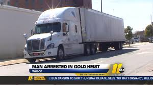 100 Two Men And A Truck Raleigh FBI Arrests Florida Man In Heist Of 48M In Gold From Truck In