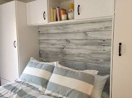 White Washed Reclaimed Grey Board