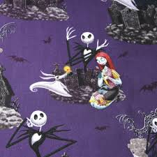 Nightmare Before Christmas Bathroom Decor by Online Buy Wholesale Nightmare Before Christmas Fabric From China