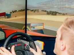 Why Nascar's Parker Kligerman Uses Video Games To Hone His Skills ...