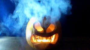 Preserving A Carved Pumpkin by How To Make A Smoking Pumpkin Halloween Jack O Lantern Youtube
