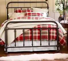 coleman bed pottery barn