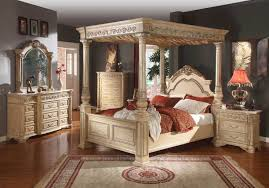 Blackout Canopy Bed Curtains by Bedroom Exclusive Brown Bedroom With Canopy Sets Presences