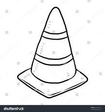 Cone clipart traffic cone 15