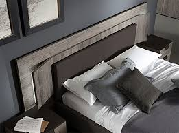 Ali Italian Platform Bed by Rossetto Beds Bedroom