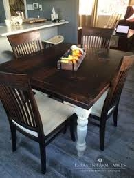 Farm Tables Come In All Sizes Handcrafted Using Reclaimed Barn Wood The Heart