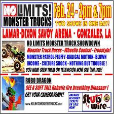 100 Dinosaur Monster Truck No Limits S Tour Ascension