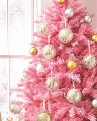 Pretty In Pink Christmas Tree