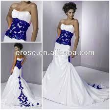 Unique Royal Blue Wedding Dresses 22 Best Blue Wedding Dresses