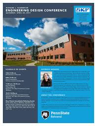 Siemens Dresser Rand Presentation by Fasenmyer Engineering Design Conference Program 2017 By Penn State