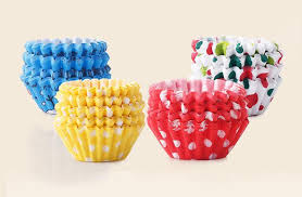 Mini Size Assorted Paper Cupcake Liners Muffin Cases Baking Cups Cake Cup Mould Decoration 25cm Base Modo De Preparo Number From
