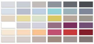 peinture cuisine et bain nuancier 36 teintes peinture spéciale cuisine et bains dulux