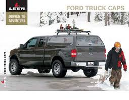 100 Commercial Truck Cap Ford S By HelloNorthGeorgiacom LLC Issuu