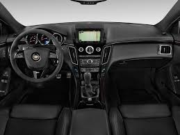 Image 2012 Cadillac CTS V Coupe 2 door Coupe Dashboard size