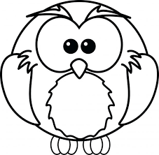 Free Coloring Pages Snowy Owl Page Barn Mandala Colouring Cartoon