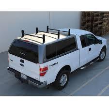 100 Pickup Truck Cap Details About Universal Topper 3 Bar Ladder Roof Van Rack Adjustable Steel