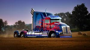 Optimus Prime Truck Wallpaper | Wallpaper Studio 10 | Tens Of ...