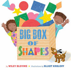 Buy Big Box Of Shapes (Rocking Chair Kids: Basic Concepts ...