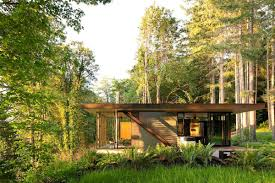 Natural Beautiful Small House In Case Inlet - Home Design And Home ... Courtyard Landscaping Ideas Features Incredible Modern With Deck Nature Home 3 Home Inspiration Sources 8 Interior Design Close To Nature Rich Wood Themes And Indoor Beautiful Natural Living Room Design Ideas For Hall Gorgeous Cheap Bedroom Decorating Architecture Exterior Rustic Decoration Using Stunning La Casa En El Bosque Tree House Proves That Contemporary Every Detail In This Was Inspired By The Alabama Dreaded House Colors Images Green Designs 7 Tree Harmony With View And Element