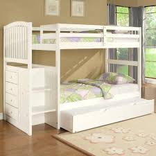 Bunk Bed With Storage Stairs – Robys