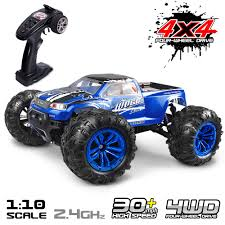 100 4wd Truck Amazoncom GPTOYS RC Car 110 4WD Off Road Vehicle 24GHz Remote