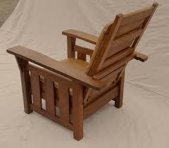 Stickley Mission Leather Sofa by Voorhees Craftsman Mission Oak Furniture Stickley Era Quaint Art