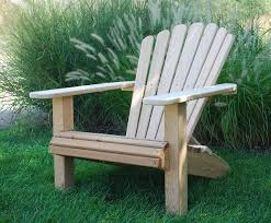the fan back classic adirondack chair plans