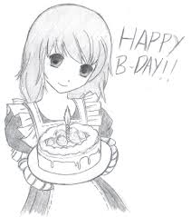 happy birthday D by RCUVyo on Clipart library