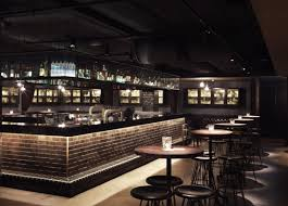 The Breslin Bar And Dining Room Menu by Over Bar Storage Great Idea Modern Speakeasy Google Search